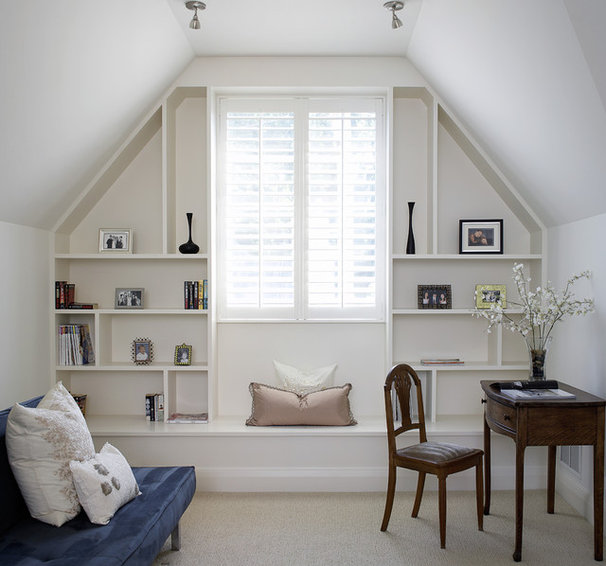 9 Tips To Set Up Your Attic As A Home Office