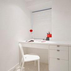 Modern Home Office by StudioLAB, LLC