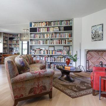 Updated Historic Mediterranean Home in Berkeley