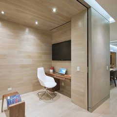 modern home office by StudioLAB, LLC