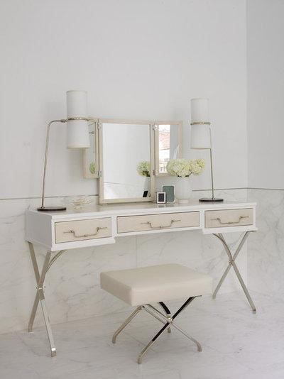 Contemporary Home Office by Jarlath Mellett