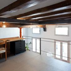 Contemporary Home Office by nicneu studio - fine art & wall decor