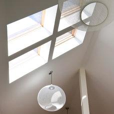 Modern Home Office by Kristen Rivoli Interior Design