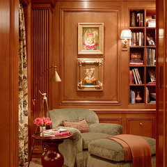 traditional home office by Tucker & Marks