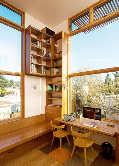 Modern Arbeitszimmer by Sogno Design Group