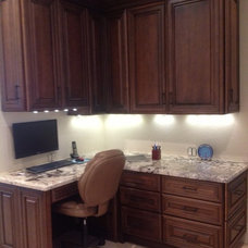 Traditional Home Office by Kitchenland U.S.A Inc