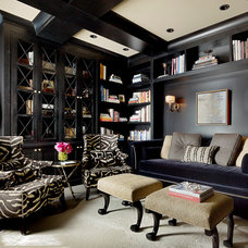 traditional home office by Design Line Construction, Inc.