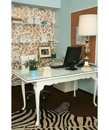 home office by Vanessa De Vargas