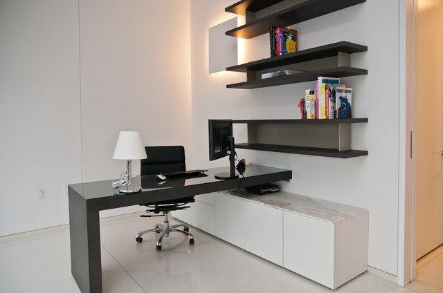 Contemporary Home Office Vanessa Deleon