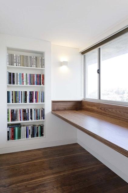 Modern Home Office by Rudolfsson Alliker Associates Architects