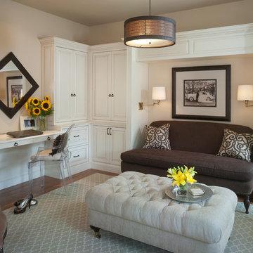 Versatile Library/Living Room