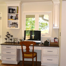 Transitional Home Office by Jennifer Thompson