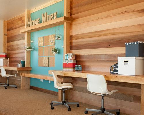 Homework center home design ideas pictures remodel and decor - Camera studio arredamento ...