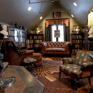 Victorian Traveler's Library