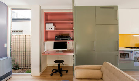 Study Nooks: How to Squeeze in a Home Office Anywhere