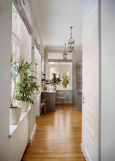 Classique Bureau à domicile by maja_krajewska