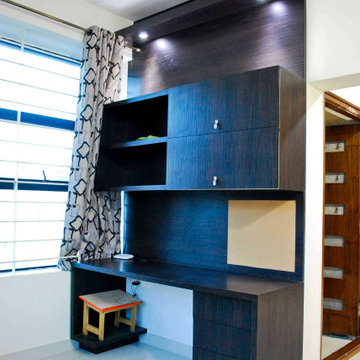 Villa Interiors at North Bangalore
