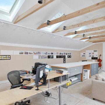 Villanova Attic & In-Home Studio