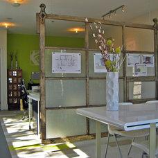 Modern Home Office by Framework Design, Inc.