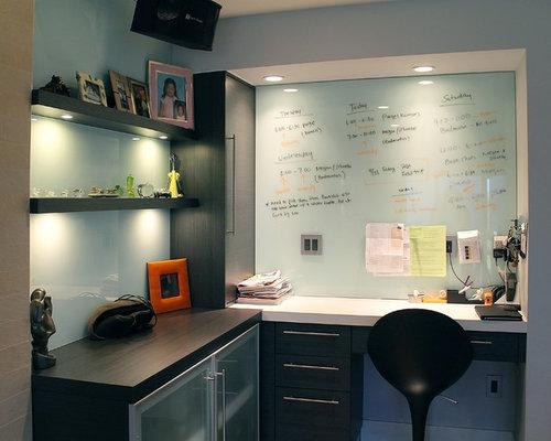 whiteboard wohnideen & einrichtungsideen | houzz - Wohnideen Kleine Arbeitszimmer