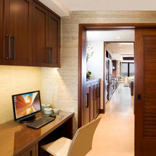 Contemporary Home Office by About:Space, LLC