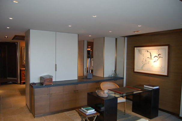 Asian Home Office by Bosworth Hoedemaker