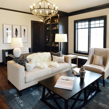 Waterford Residence Master Suite Study/Office