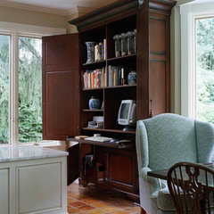 traditional home office by Venegas and Company