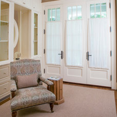 Traditional Home Office by KH Window Fashions, Inc.