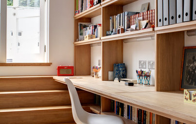 10 Tidy Work Spots for Small Spaces