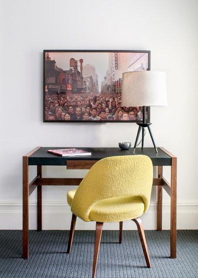 Contemporain Bureau à domicile by Shirley Meisels
