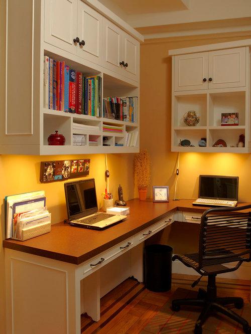 Best Under Desk Storage Design Ideas & Remodel Pictures | Houzz