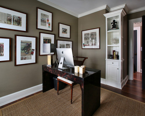 Office Wall Color Houzz