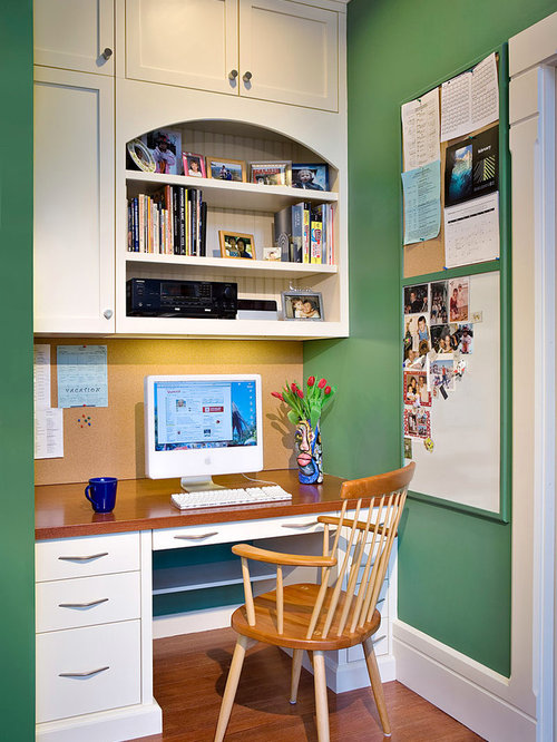 home office setups. fine home example of a classic home office design in boston with green walls intended home office setups s