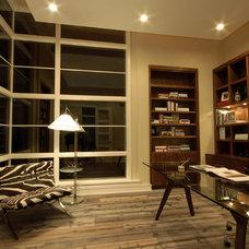 Modern Home Office by Butter Lutz Interiors, LLC
