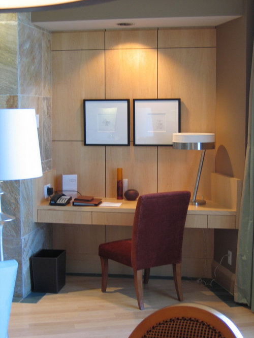 wall office desk houzz