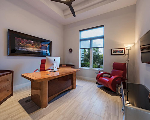 Best Contemporary Home Office Design Ideas  Remodel Pictures  Houzz