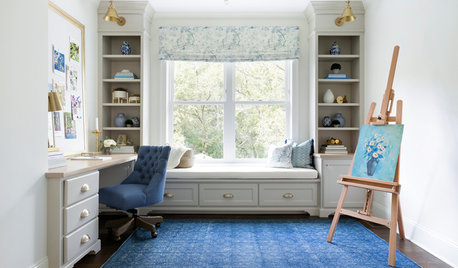 Trending Now: 10 Ideas From the Most Popular Home Workspaces