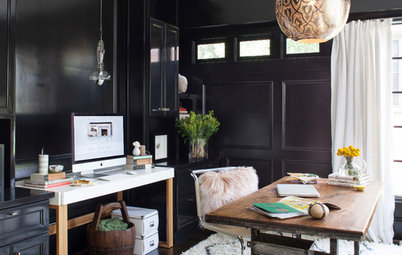Glam Home Offices for Go-Getters