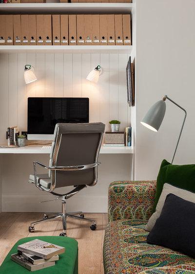 Campagne Bureau à domicile by SGS Design Ltd