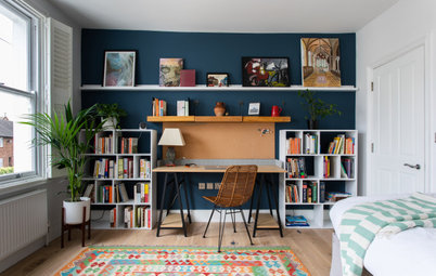Houzz Tour: A Family Home Much Improved by a Clever Layout Rejig