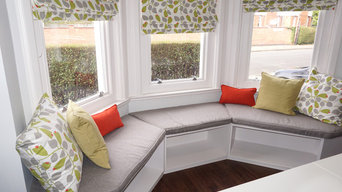 Window seating in study