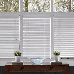 WINDOW TREATMENT IDEAS - Wood Blinds - Faux Wood Blinds