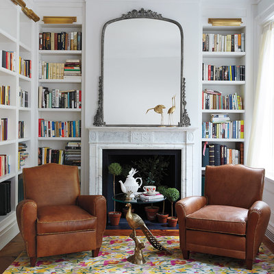 Traditional Home Office & Library by Anthropologie Europe