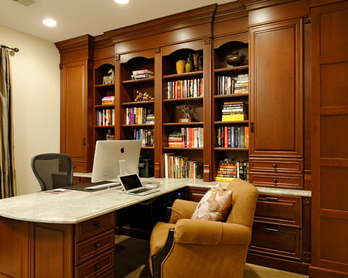 Best Custom Home Office Design Ideas  Remodel Pictures  Houzz
