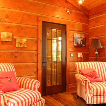 Woodchuck Bay | Lake of the Woods | Interior