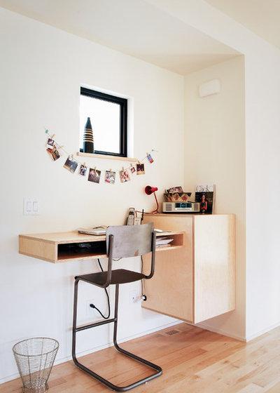Contemporary Arbetsrum by Glo European Windows & Doors