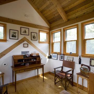 Woodside Cupola Barn Home