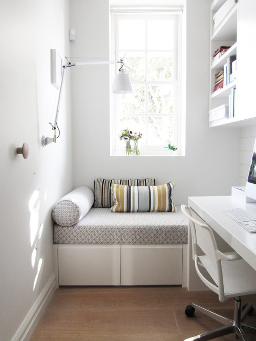 Top 30 Small Home Office Ideas & Decoration Pictures | Houzz