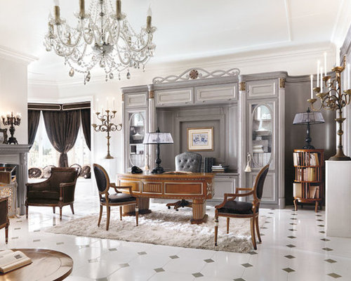 Home Design Ideas Pictures: Luxury Office Home Design Ideas, Pictures, Remodel And Decor